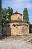 St.Giovanni church. Vigolo Marchese. Emilia-Romagna. Italy. Royalty Free Stock Photography