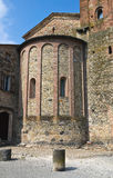 st.Giovanni kościół. Vigolo Marchese. emilia. Włochy. Obraz Stock