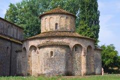 st.Giovanni kościół. Vigolo Marchese. emilia. Włochy. Fotografia Stock