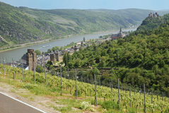 St. Goar Royalty Free Stock Images