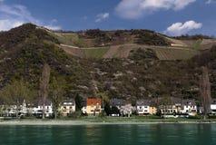 St Goar Rhineland Palatinate Германия Стоковое фото RF