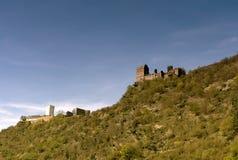 St Goar Rhineland Palatinate Германия Стоковое Фото
