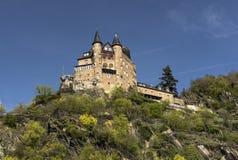 St Goar Rhineland Palatinate Germany Royaltyfri Foto