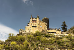 St. Goar Rhineland Palatinate Germany Royalty Free Stock Image