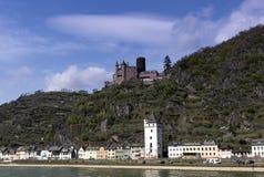 St. Goar Rhineland Palatinate Germany Royalty Free Stock Images