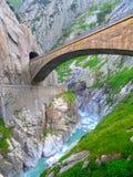 St Gotthard Pass Immagine Stock