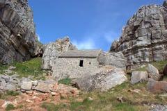 St Govans Chapel Royalty Free Stock Image