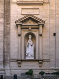 St Gregorius Armenian - Vatican City arkivfoton