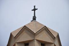 St Gregory собор иллюминатора Стоковые Изображения RF