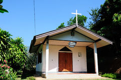 St Gregory Catholic Church Thailand Stock Image