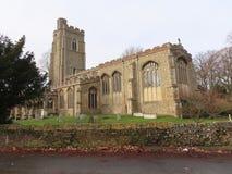 St Greogry Kerk, Sudbury royalty-vrije stock fotografie
