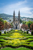 St. Gualter Church in Guimaraes, Portugal Royalty Free Stock Image