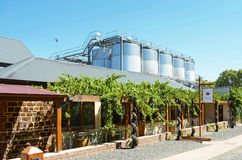 St Hallett winery, Barossa Valley. Royalty Free Stock Images