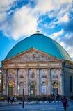 St Hedwig Kathedraal, Berlijn, Duitsland royalty-vrije stock foto