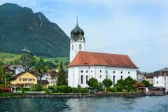 St Heinrich Church Fotografía de archivo libre de regalías