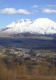St Helen, monumento vulcanico nazionale di Mt. Immagine Stock