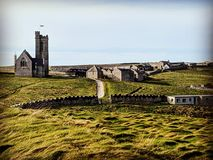 Settlement on lundy island. I upload this file exclusively on Dreamstime.com. I acknowledge and warrant that I have read and agree with the Exclusivity Terms and stock photos