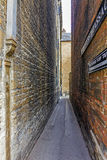 St Helen's passage, oxford, england Royalty Free Stock Image