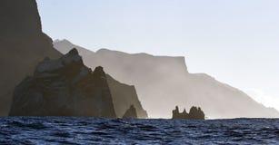 St Helena eiland; St Helena wyspa fotografia stock