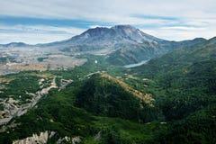 St. Helens del Mt. Foto de archivo