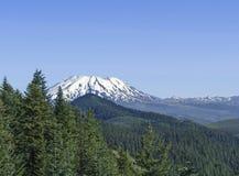 St. Helens del Mt. Imágenes de archivo libres de regalías