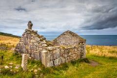 St Helens krasomówstwo Cornwall obraz stock