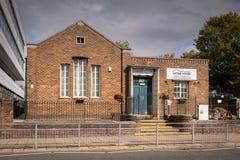 Ol Unitarian church in St Helens Merseyside