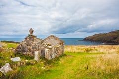 St. Helens Rhetorik Cornwall lizenzfreie stockfotografie