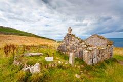 St Helens talarkonst Cornwall Royaltyfri Foto