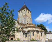 St Hilaire, Melle Royaltyfri Fotografi