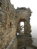 St. Hilarion castle Stock Photography