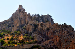St. Hilarion Fortress Stock Image