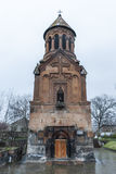 St. Holy Mother of God Church panorama royalty free stock images