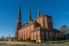 St. Hyacinth Church Stock Photography