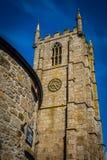 St Ias教会在圣Ives 免版税库存图片