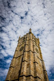St Ias教会钟楼 库存照片