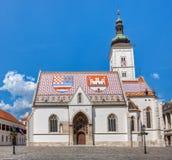 St. Iglesia de la marca Foto de archivo libre de regalías