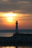 St Ignace latarnia morska Fotografia Stock