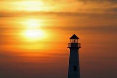 St Ignace Lighthouse Stock Photos