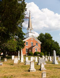 St Ignatius church Chapel Point Maryland Royalty Free Stock Photo