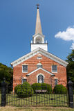 St Ignatius church Chapel Point Maryland stock photography