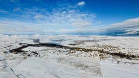 St Ignatius Montana Fotografering för Bildbyråer