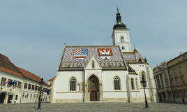 St Igreja da marca Imagem de Stock Royalty Free