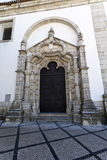 St. Igreja juliana em Setubal, Portugal fotos de stock