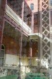 St Ildephonsus :庭院视图 免版税库存照片