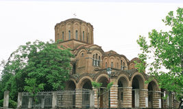 st ilia Греции церков Стоковая Фотография RF