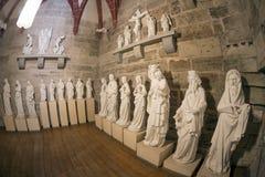 St intérieur ; l'église des ary images libres de droits