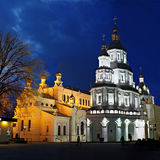 St.Intercession Monastery Royalty Free Stock Photography