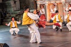 21-st international festival in Plovdiv, Bulgaria Stock Photo