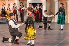 21-st international festival in Plovdiv, Bulgaria Stock Photos